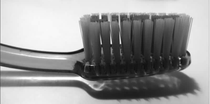 paternity testing with toothbrush