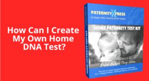 how to create your dna test