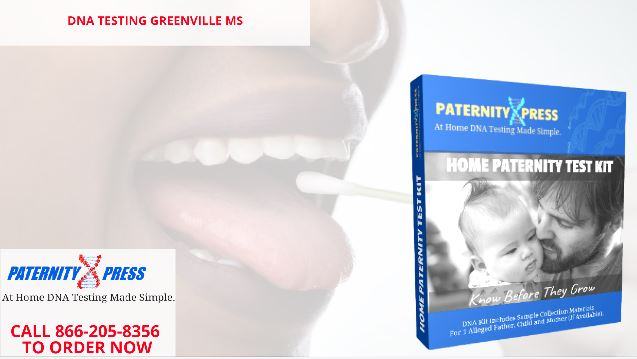 home dna testing greenville ms