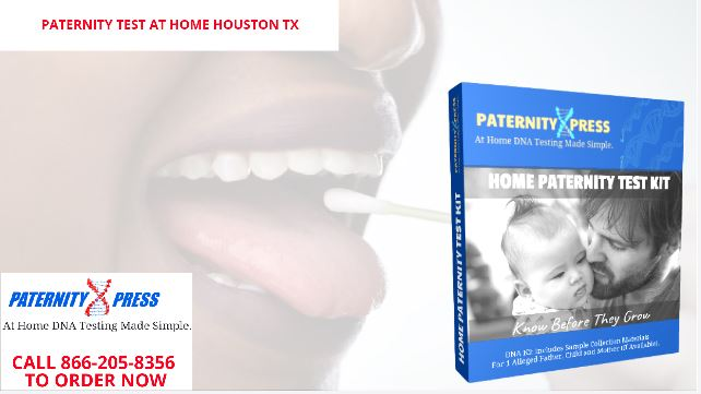 paternity test at home in houston texas