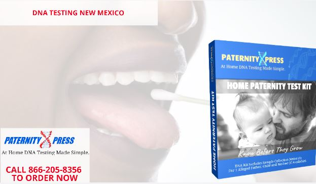 dna testing at home new mexico