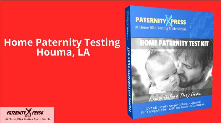 home paternity test houma la