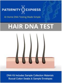 NEW HAIR DNA TEST