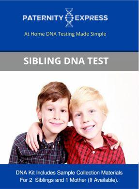 SIBLING DNA TEST